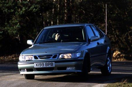 Used Saab 9-3 Hatchback 1998 - 2002