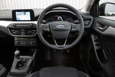Ford Focus interior