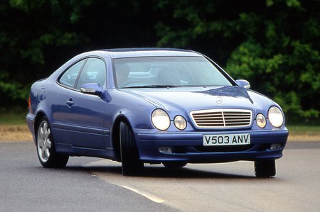 Used Mercedes-Benz CLK Coupe 1997 - 2003