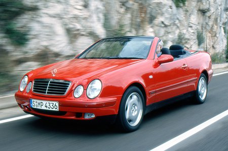 Used Mercedes-Benz CLK Cabriolet 1997 - 2003