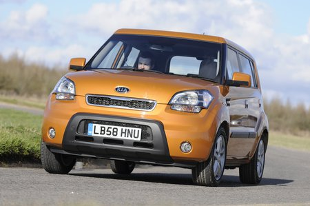 Used Kia Soul Hatchback 2009 - 2014