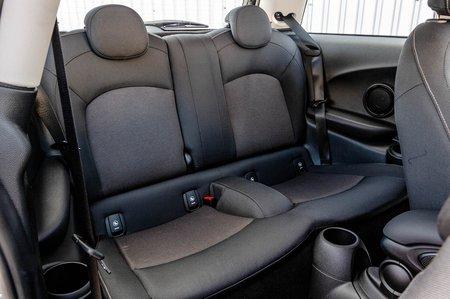 Mini Cooper 3dr 2019 rear seats
