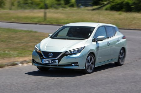 Nissan Leaf Review Manufacturer Price From 31 495 What Car