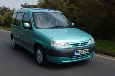 Used Citroën Berlingo Multispace 1999 - 2002