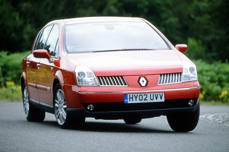 Used Renault Vel Satis 2002 - 2005