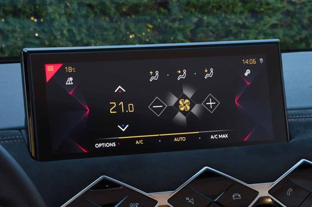 DS 3 Crossback 2019 infotainment
