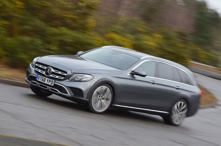 Mercedes Benz E Class All Terrain Review 2019 What Car
