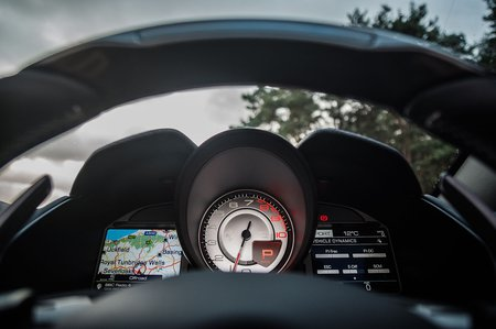 Ferrari Portofino 2019 RHD instruments