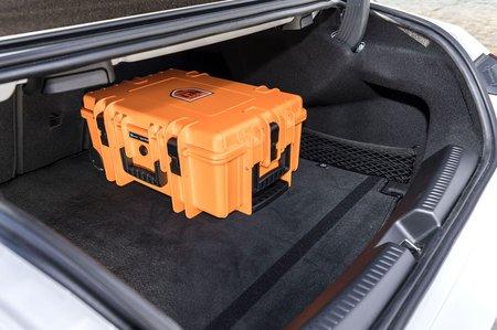 Mercedes CLA 2019 LHD boot open