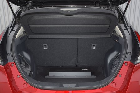 2019 Nissan Leaf 62kWh boot