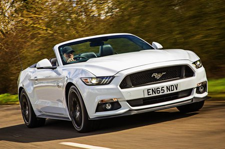 Used Ford Mustang Convertible