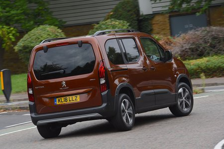 Used Peugeot Rifter 2018 - present