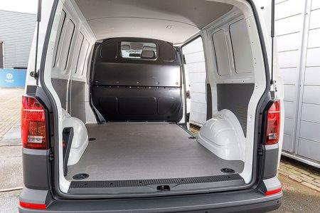 Volkswagen Transporter boot