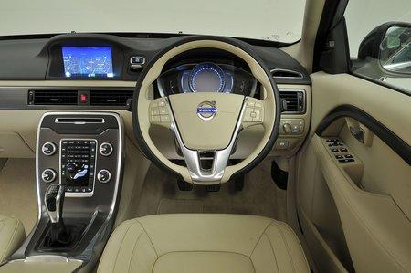 Used Volvo S80 interior