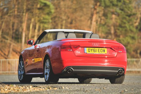 Used Audi A5 Cabriolet 2009 - 2017