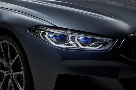 8 Series Gran Coupé 2019 LHD headlight detail