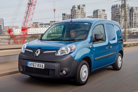 Renault Kangoo ZE 33 front