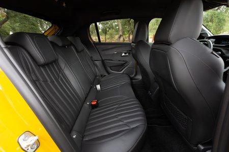 Peugeot 208 GT Line 2019 LHD rear seats