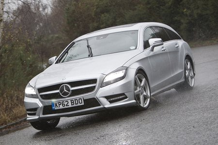 Used Mercedes CLS Shooting Brake 2012 - 2018