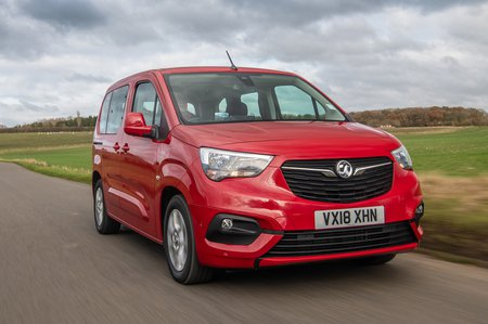 Used Vauxhall Combo Life 2018 - present