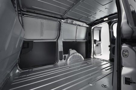 Toyota Proace load bay