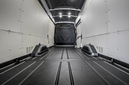Ford Transit load bay