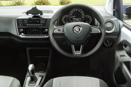 Skoda Citigo iV 2019 rhd dashboard