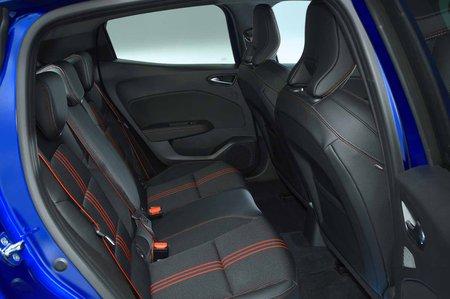 Renault Clio 2019 rear seats RHD