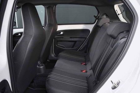 Seat Mii Electric 2019 rear seats LHD