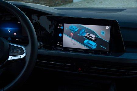 Volkswagen Golf 2019 infotainment LHD