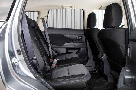Mitsubishi Outlander 2020 RHD rear seats