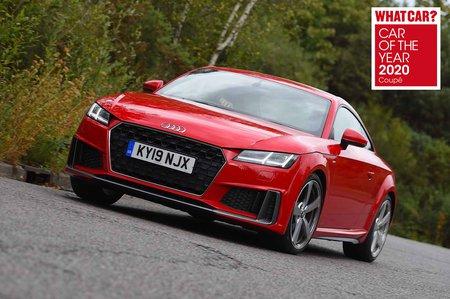 Audi TT Award 2020