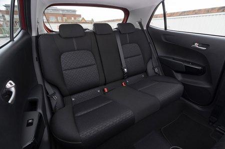 2019 Kia Picanto rear seats RHD
