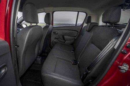 Dacia Sandero 2019 rear seats RHD