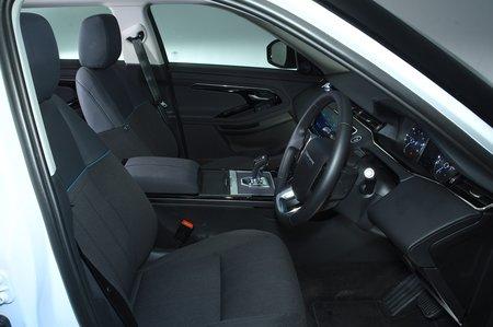 2019 Land Rover Range Rover Evoque front seats RHD