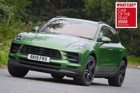Porsche Macan 2020 awards