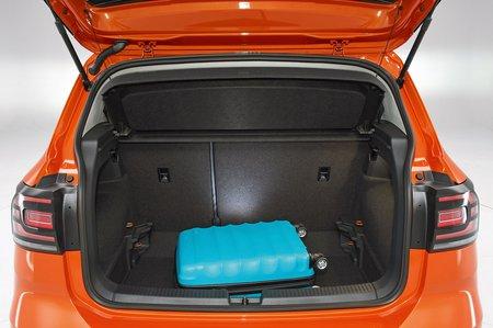Volkswagen T-Cross boot