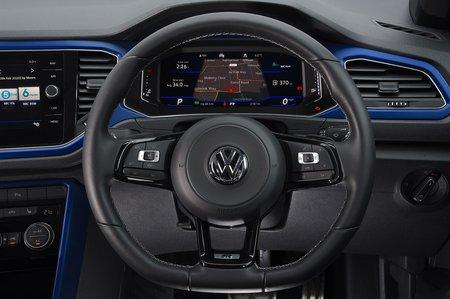 Volkswagen T-Roc R 2020 RHD dashboard