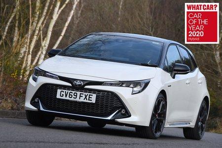 Toyota Corolla 2020 award pic