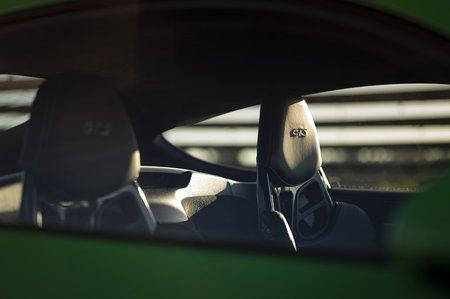 Porsche Cayman 2020 LHD seats
