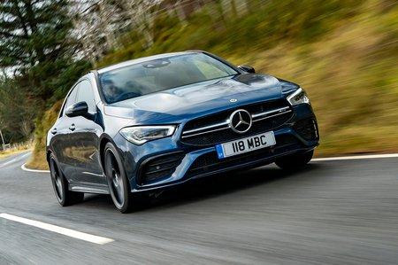 Mercedes CLA 35 AMG 2020 RHD