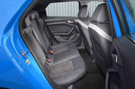 Audi A1 2020 RHD rear seats