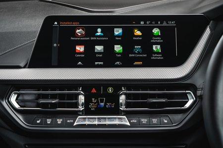BMW 2 Series Gran Coupé 2020 RHD infotainment