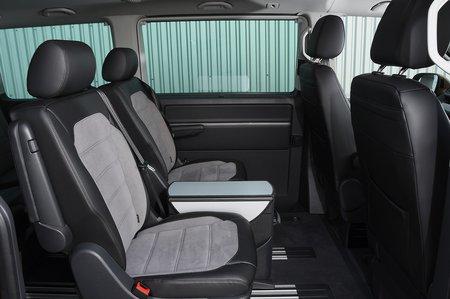 Volkswagen Caravelle 2020 RHD rear seats