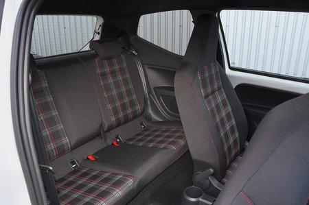 Volkswagen Up GTI 2020 RHD rear seats