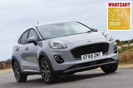 ford puma 2020 review