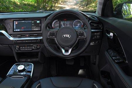 Kia e-Niro 2020 RHD dashboard