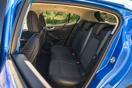 Ford Focus 2020 RHD rear seats