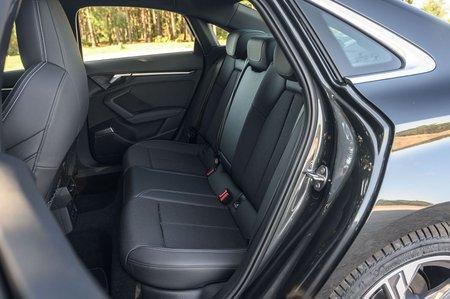 Audi A3 Saloon 2020 rear seats