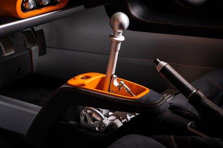 Lotus Elise 2020 gear selector